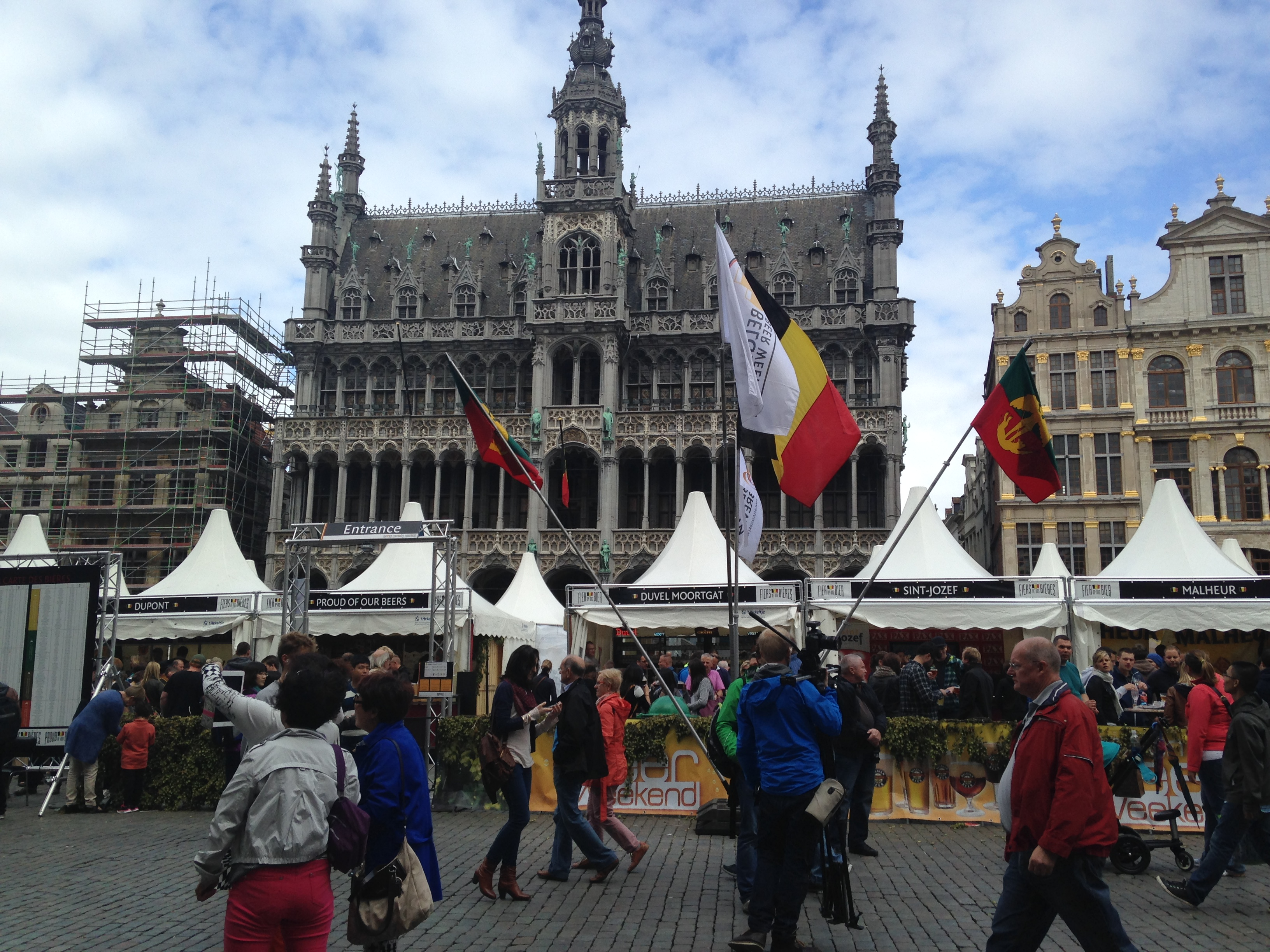 Belgian Beer Weekend in Brussels