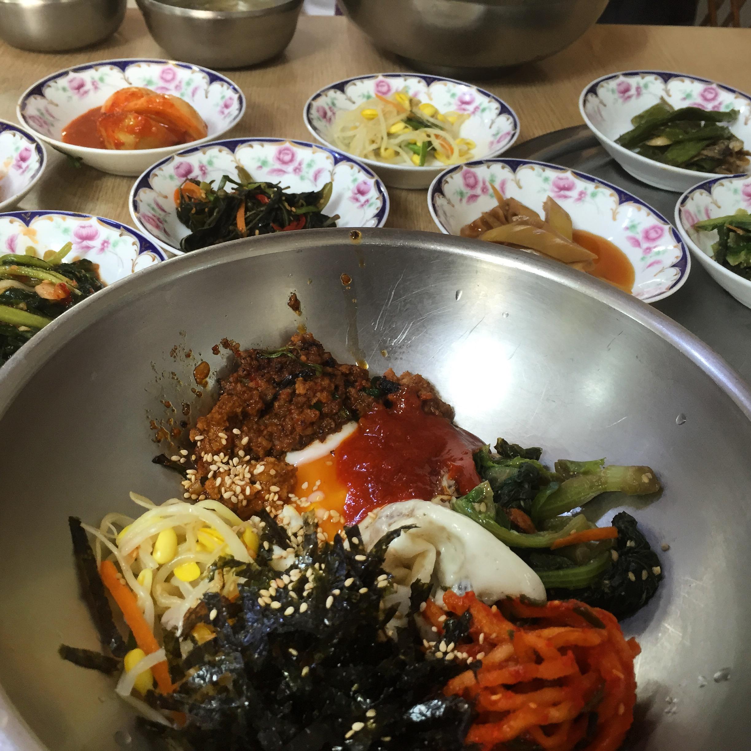 Business trip to South-Korea