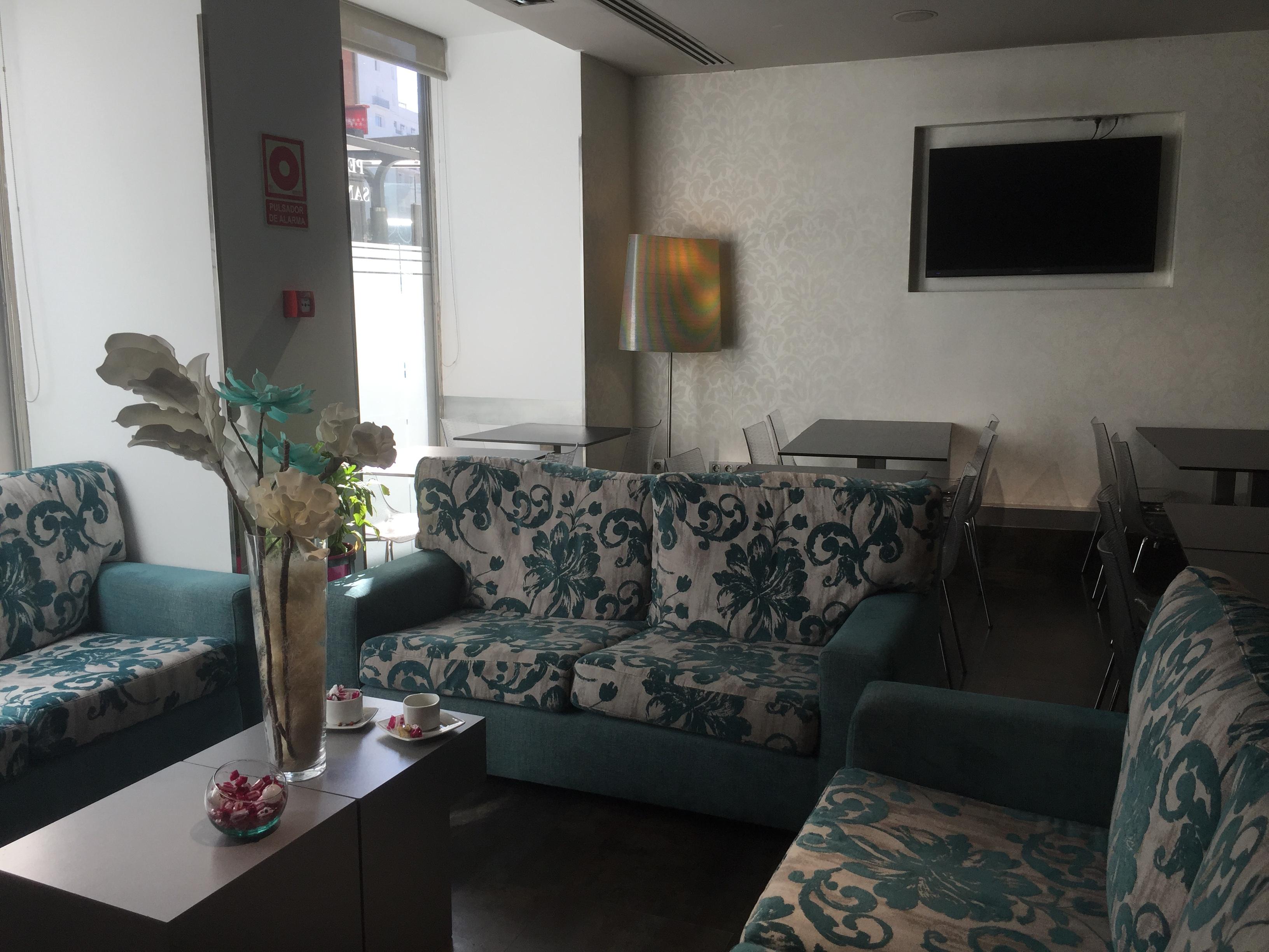 Hotel Petit Palace San Bernardo in Madrid