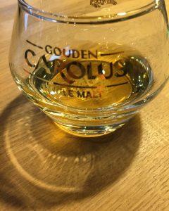 Gouden Carolus single malt whiskey