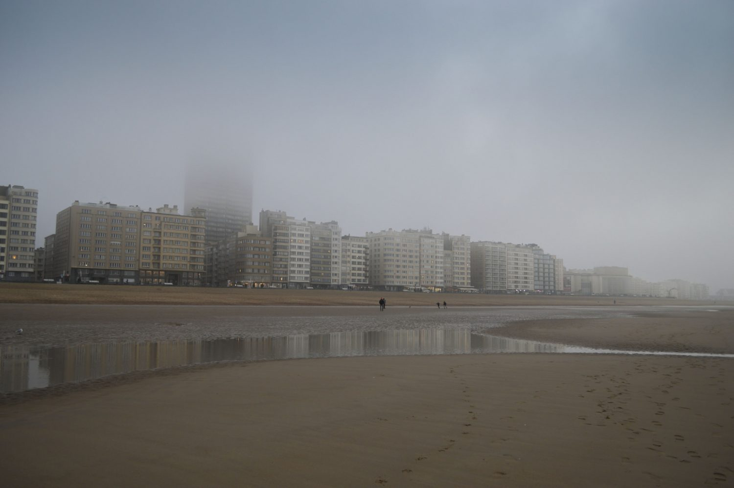 A day at the Belgian coast in Ostend