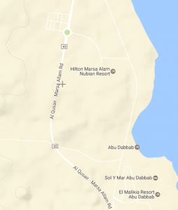 location Hilton Marsa Alam Nubian Resort