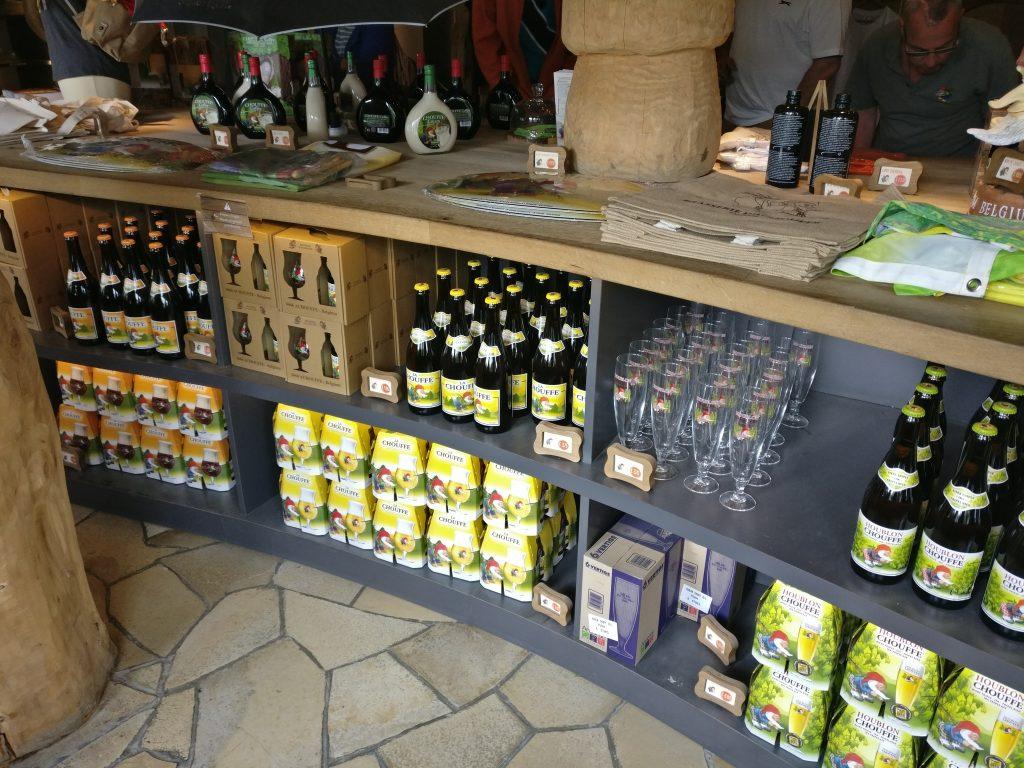 Achouffe brewery