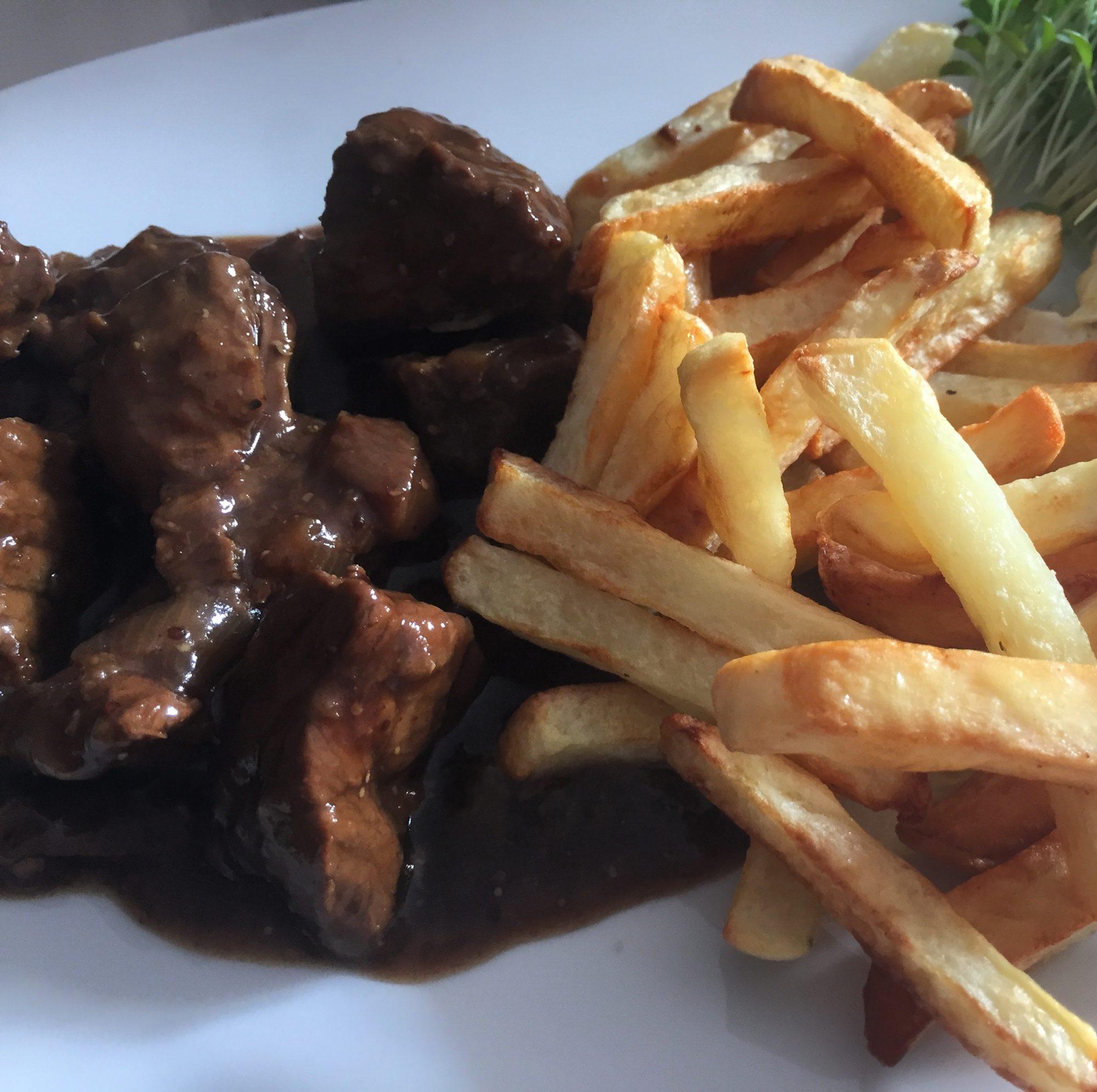 Food: Belgian beer stew