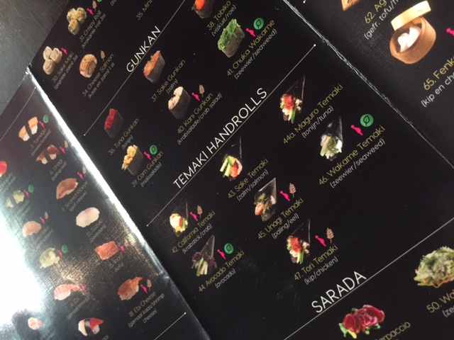 Eindhoven Mint Sushi