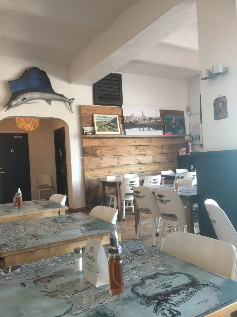 Where to eat in Reykjavik