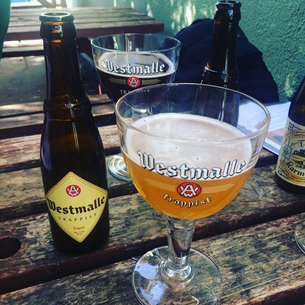 favorite Belgian beers