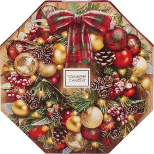 Yankee Candle Wreath adventskalender