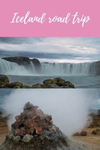 Iceland road trip