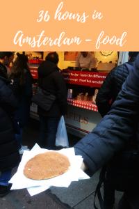 Amsterdam - food