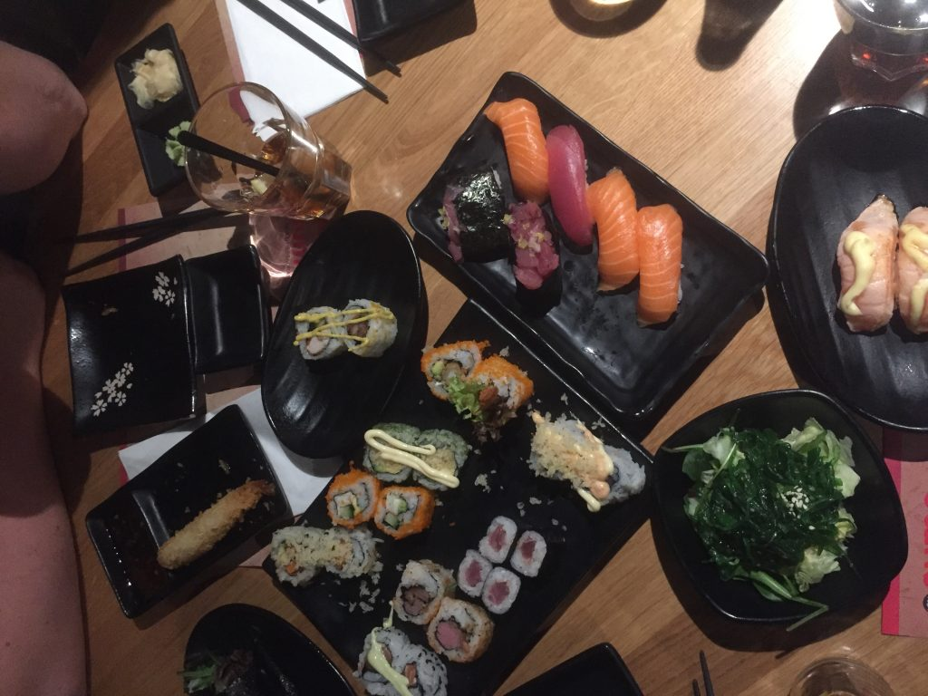 Sumo sushi Amsterdam