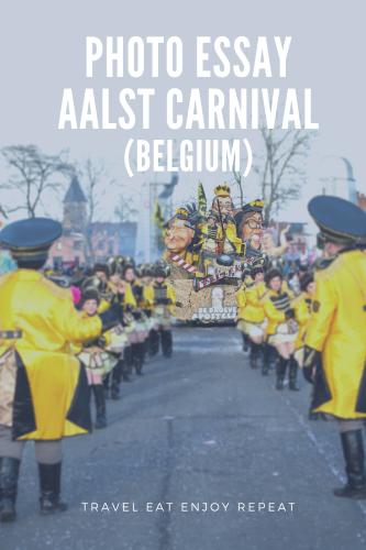 Carnival Aalst essay