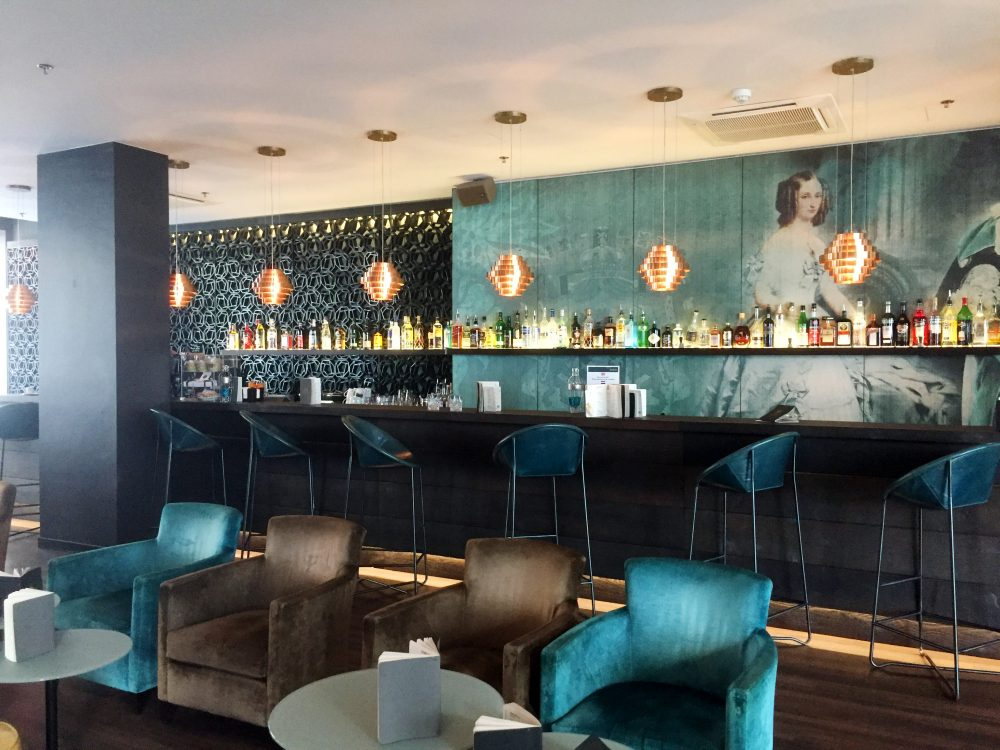 Hotel Motel One in Brussels
