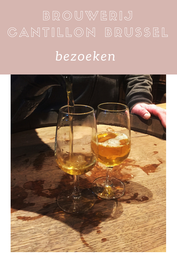 Brouwerij Cantillon Brussel