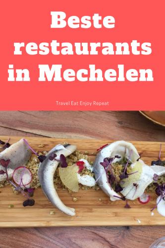 Restaurants Mechelen