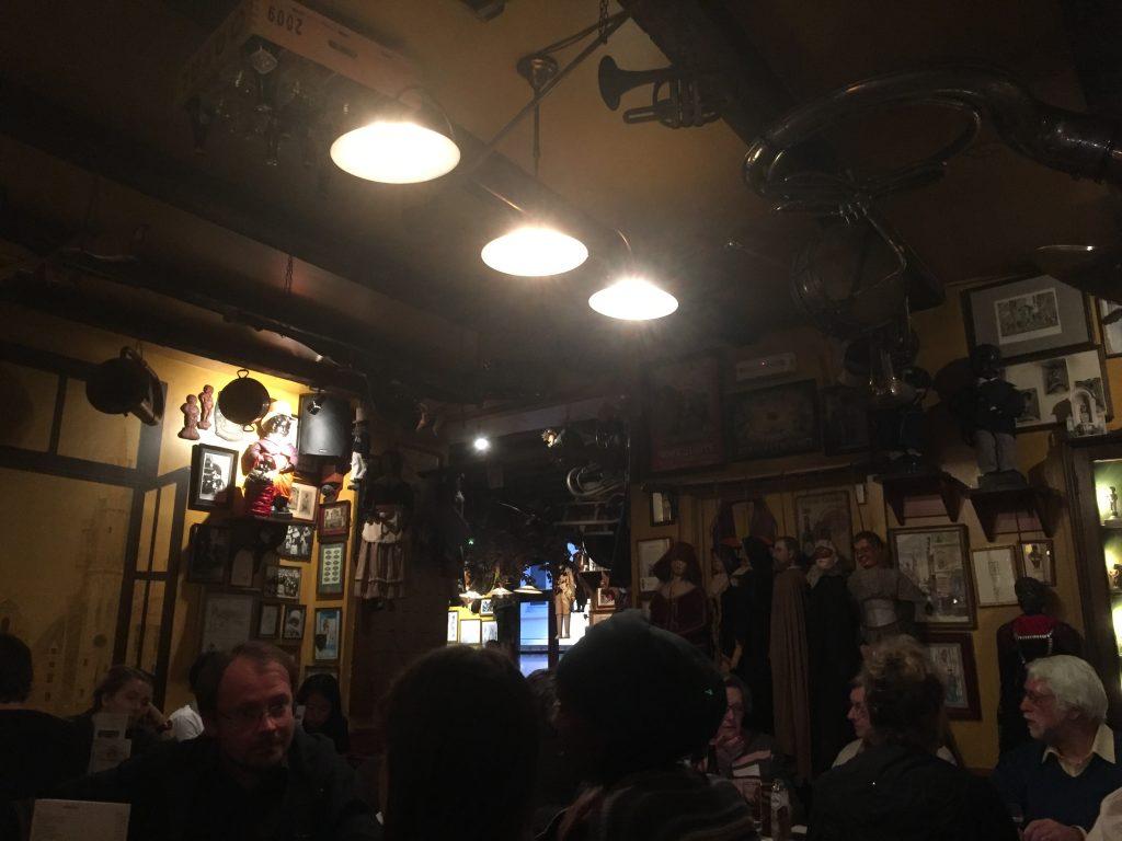 Poechenellekelder Brussels