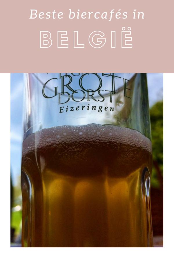 Beste biercafés België