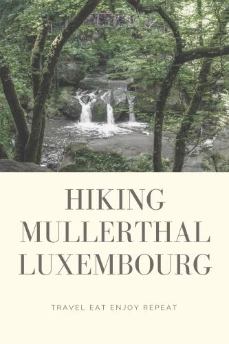 hiking Mullerthal
