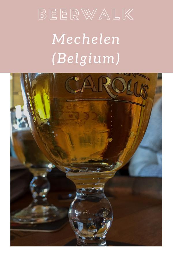 BeerWalk Mechelen Belgium