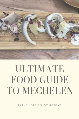 food guide Mechelen