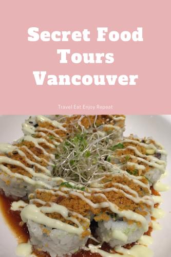 Secret Food Tours Vancouver