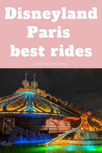 Disneyland Paris best rides