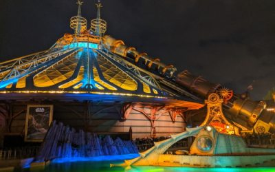 Disneyland Paris best rides