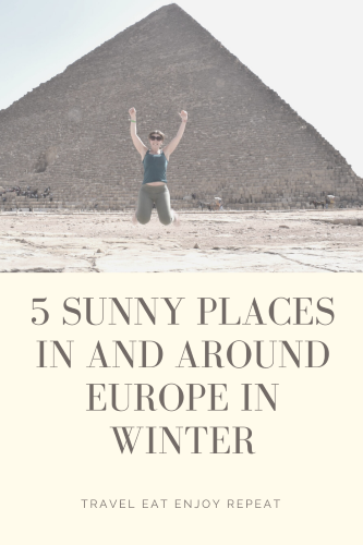 sunny places Europe