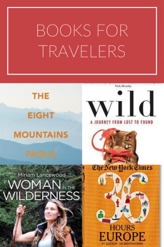 Books for travelers