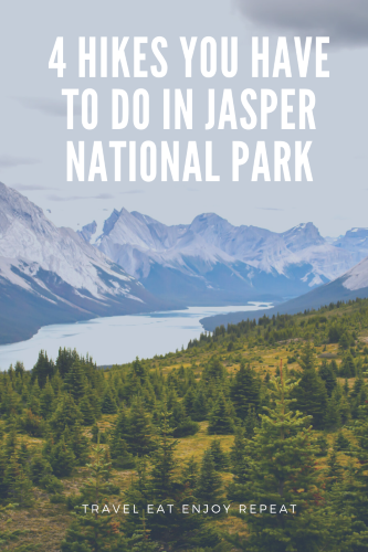 Jasper National Park hikes