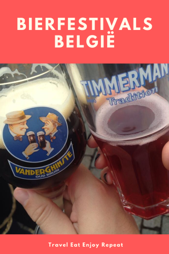 Bierfestivals België