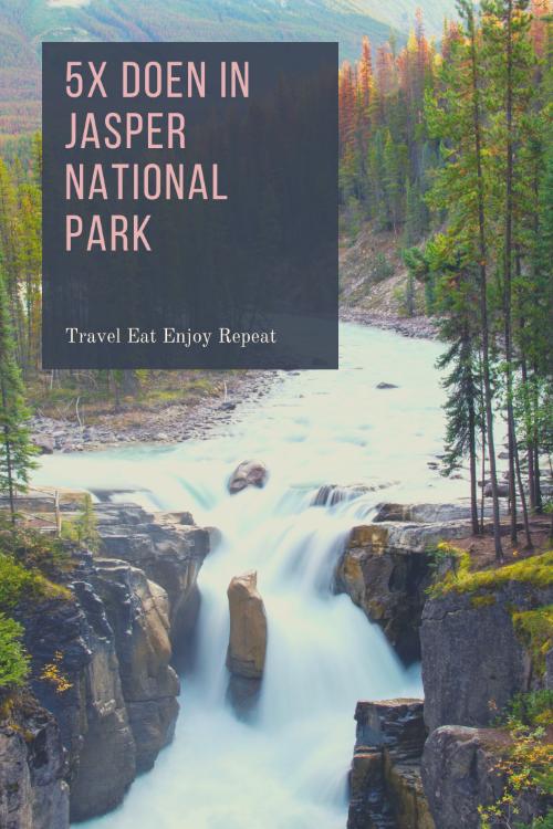 doen Jasper National Park