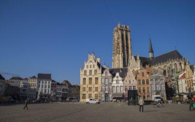Op vakantie in eigen land: België
