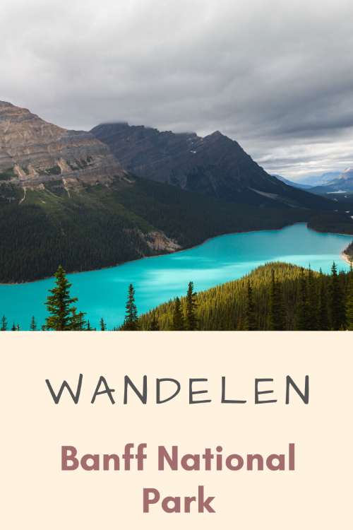 wandelen Banff