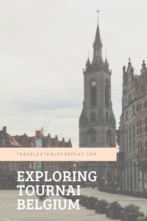Exploring Tournai
