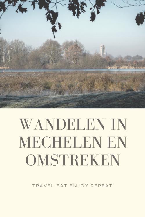 Wandelen in Mechelen