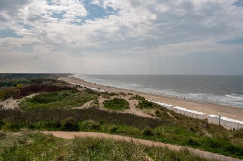 Wandeling aan de Belgische kust: Duinbossenwandeling