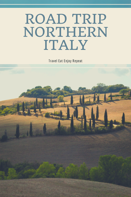 Road trip Northern Italy