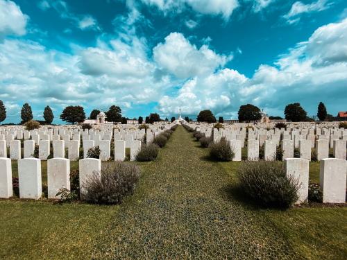 Tynn Cott Cemetery