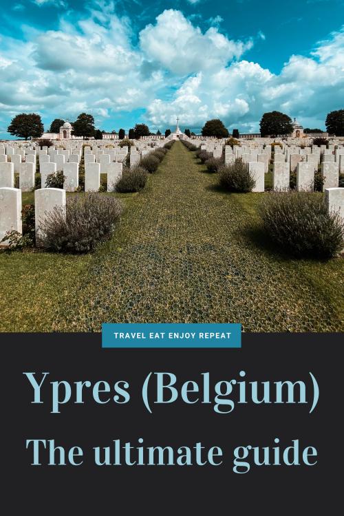 Visit Ypres